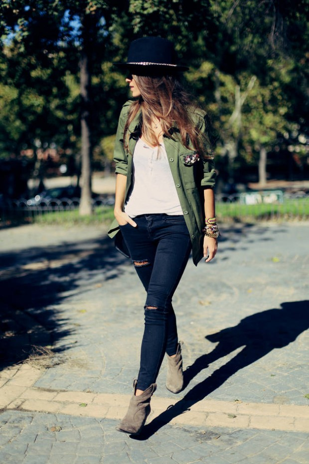 Look Your Best in Ankle Boots 18 Amazing Outfit Ideas to Copy