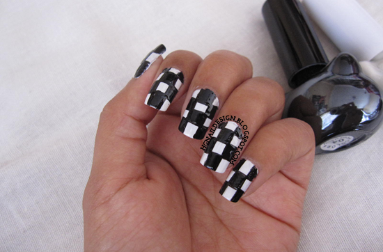 Amazing Black and White Nail Designs 17 Unique Nail Art Ideas You Will Love