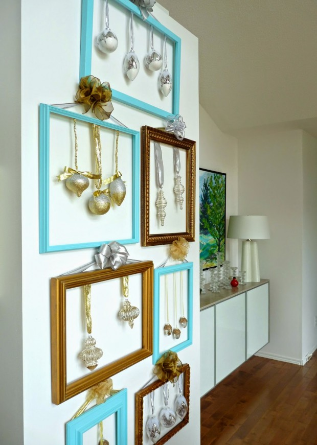 christmas wall art top 20 festive and cute diy christmas decoration
