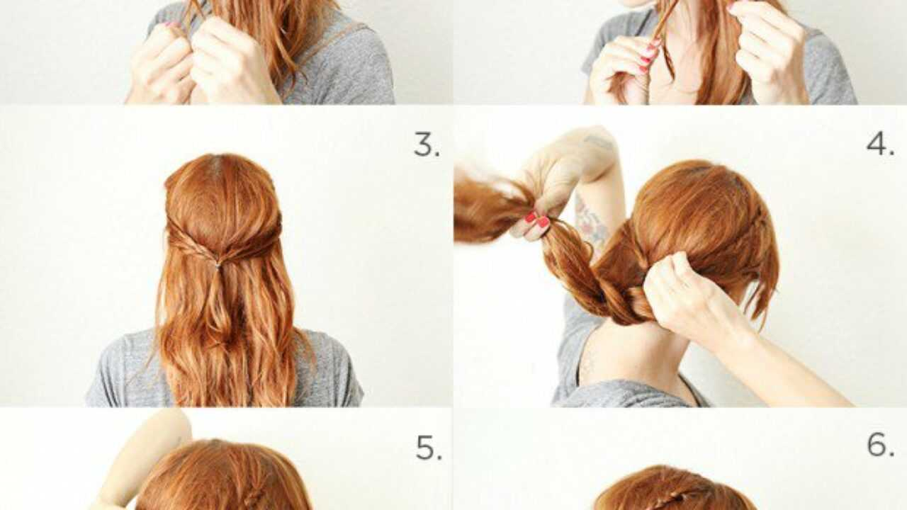 Astounding 18 Easy Step By Step Tutorials For Perfect Hairstyles Schematic Wiring Diagrams Amerangerunnerswayorg