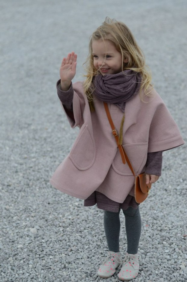 15 Adorable Little Girls Winter Outfit Ideas