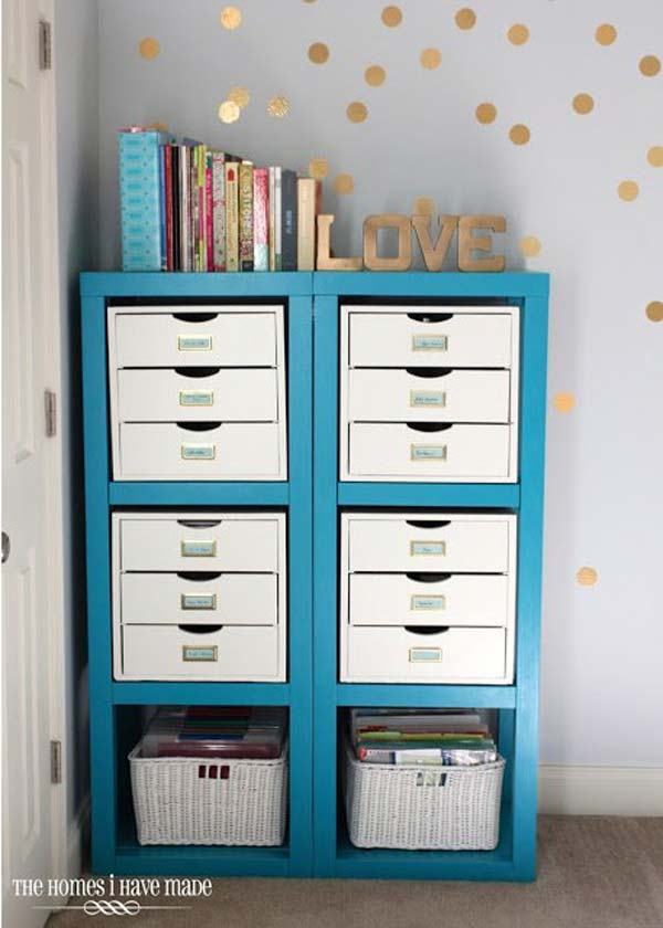 18 amazing diy ideas and tricks to organize your office - style