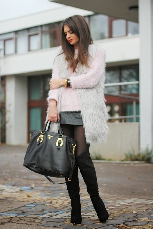 Trend alert: Over the Knee Boots and 20 Stylish Ideas How to Wear Them
