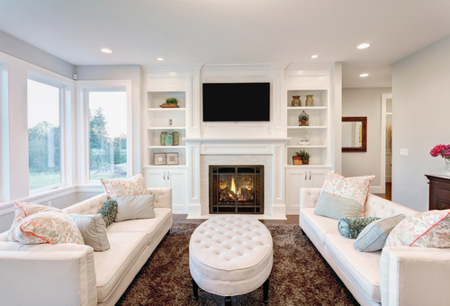 How to Create a Living Room Thats Both Stylish & Functional