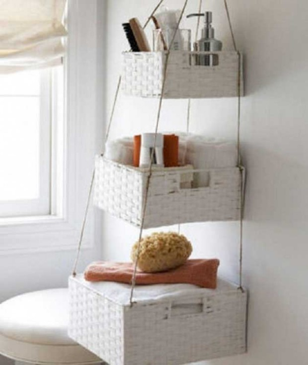 17 Clever and Easy DIY Storage Hacks and Solutions