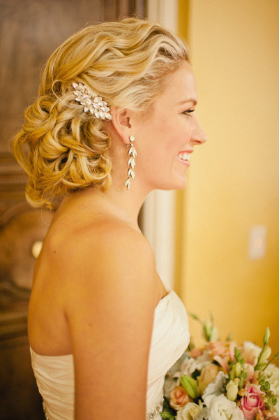 Fairytale Wedding Hairstyle Be Perfect for the Most Important Day in Your Life