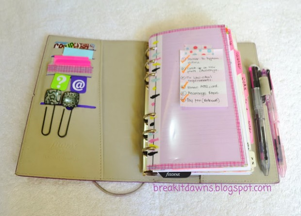 photo regarding Diy Planner Organizer named Period towards Just take Geared up - 20 Do-it-yourself Planner Programs and Printables