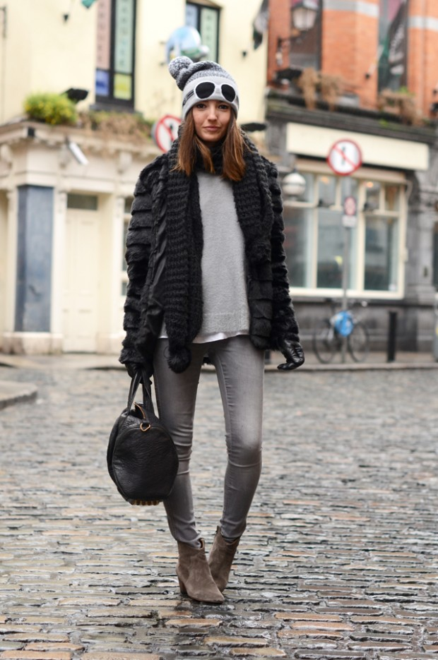 Chicncozy outfit ideas for cold winter days