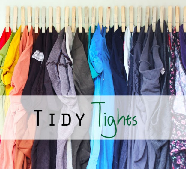 17 Clever DIY Clothing Organization Hacks  (17)