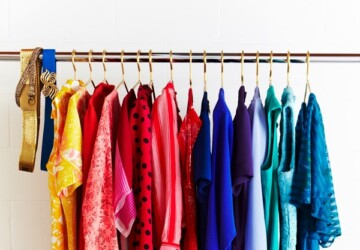 17 Clever DIY Clothing Organization Hacks - organization hacks, diy organization projects, diy clothing organization, clothing organization, Closet organization, closet hacks