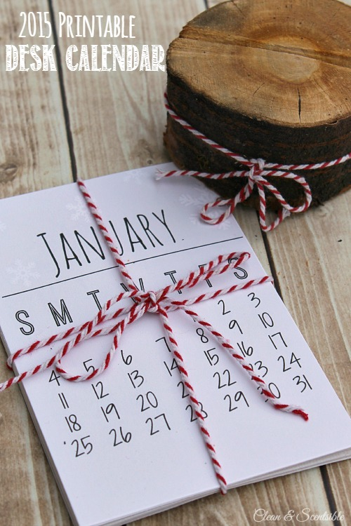 Time to Get Organized   20 DIY Planner Ideas and Printables for Perfect Start of 2015