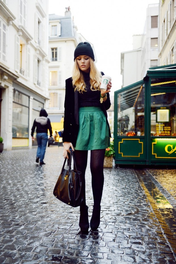 How To Wear Beanie   27 Stylish Outfit Ideas