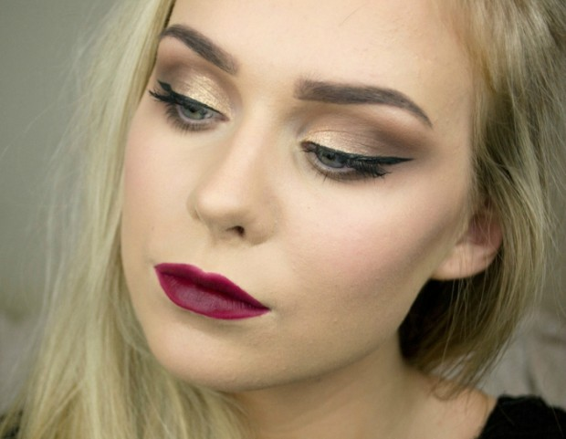 19 Perfect Christmas Makeup Looks