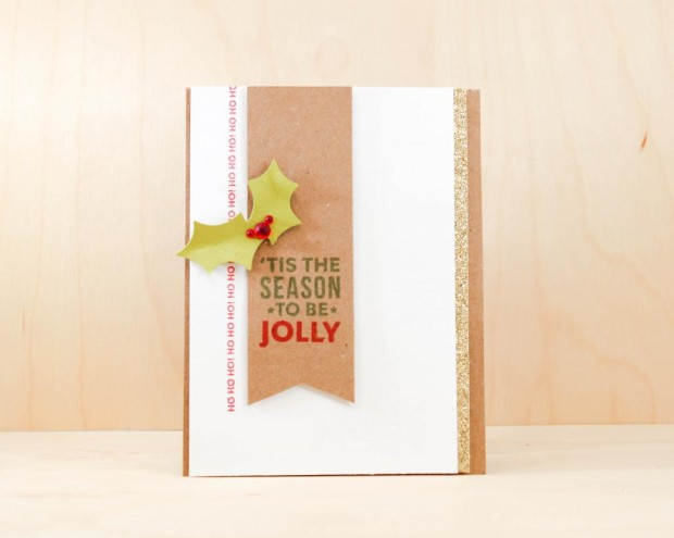 17 DIY Christmas Cards   Add Some Personal Touch to the Greetings for your Loved Ones