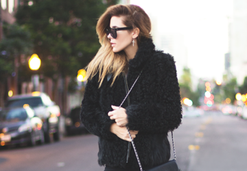 Black is the New Black - 27 Simple and Elegant Monochrome Outfits - simple, Outfit ideas, monochrome, Elegant, black outfit, Black, all black