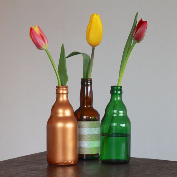 20 Brilliant DIY Home Decor Ideas with Upcycle Bottles