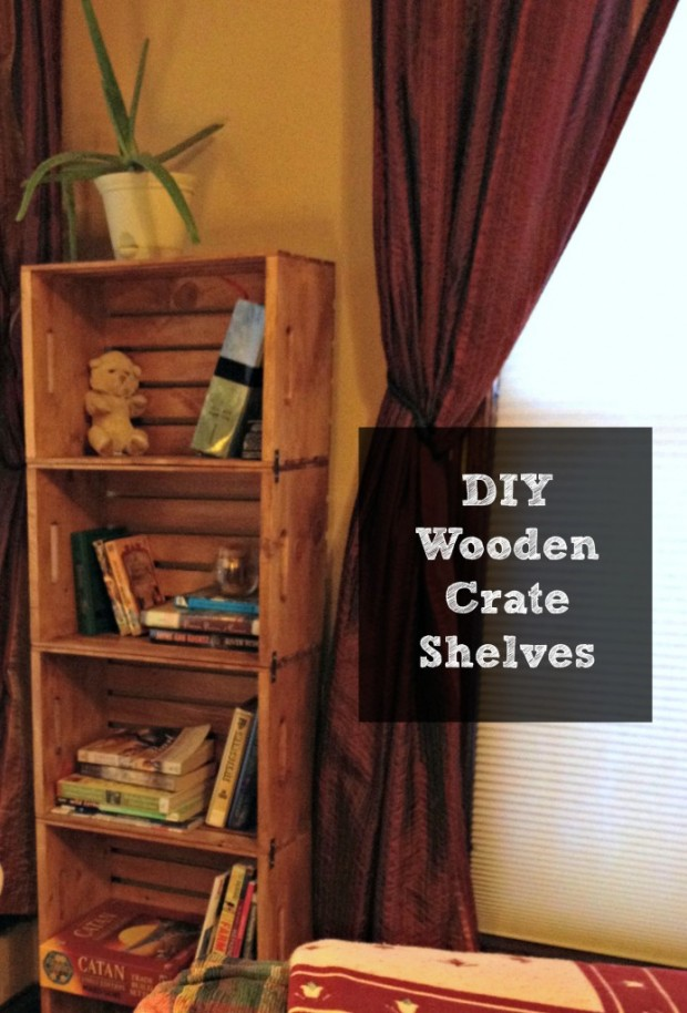 17 Creative Diy Ideas To Repurposed Wooden Crates Style