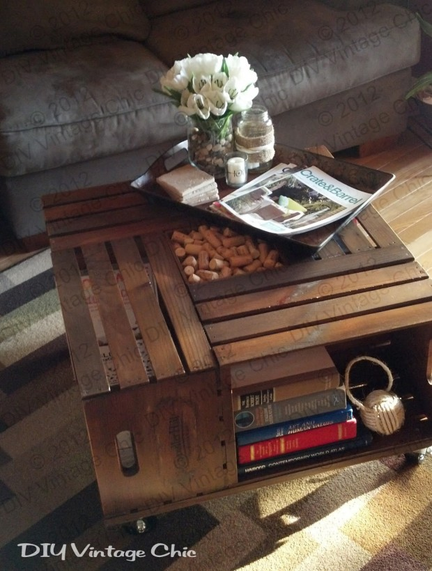 17 Creative DIY Ideas to Repurposed Wooden Crates