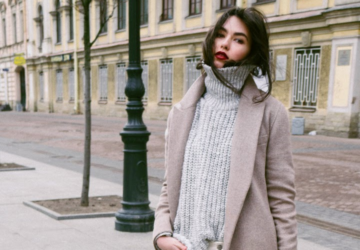 21 Stylish Outfit Ideas With Turtleneck - winter outfit, turtleneck, Stylish, outfit for cold days, outfit for cold, outfit, fashion, Cool