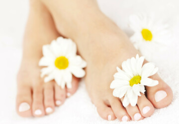 Organic Foot Care That Actually Works - Lifestyle, foot care, fish pedicure