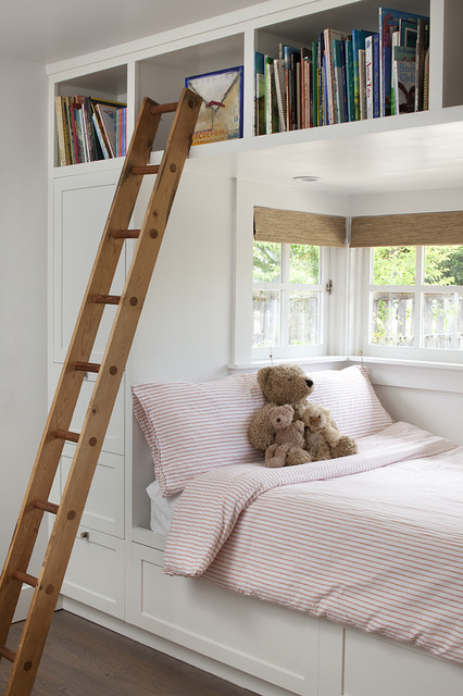 22 Great Space Saving Ideas and Tips for Small Kids Bedrooms