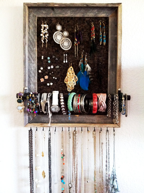 18 Extremely Creative Diy Jewelry Storage Solutions For