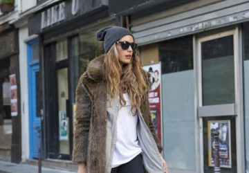 20 Street Style Ways to Look Stylish and Chic This Winter - winter street style, winter outfit ideas, street style ideas, Street style, Outfit ideas