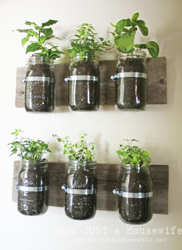19 Clever and Unique Ways to Utilize Mason Jar