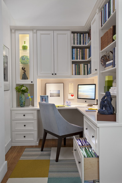 Creative Home Office Ideas Enchanting 20 Functional And Creative Home Office Ideas  Style Motivation Design Decoration