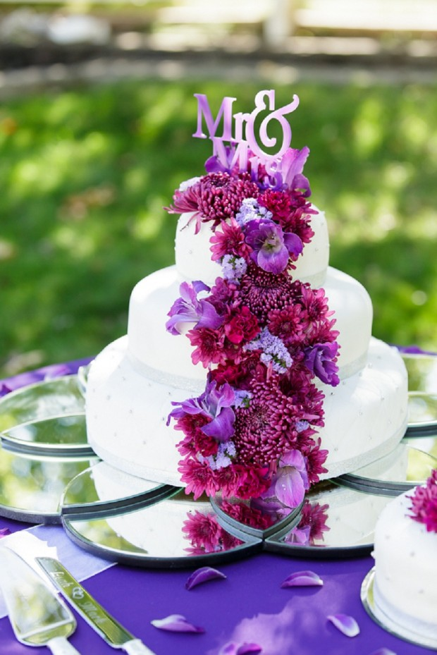 22 Sumptuous Wedding Cakes for Your Big Day