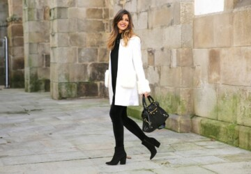 20 Stylish Outfit Ideas by Fashion Blogger Natalia Cabezas from Trendy Taste  - Trendy Taste, Outfit ideas, fashion bloggers