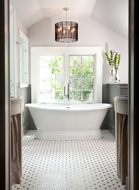Your Personal Piece of Paradise: 20 Perfect Soaking Tub Design Ideas
