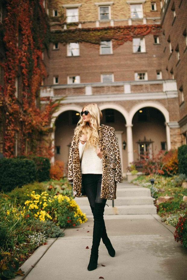 Leopard Print for Classy Look 29 Outfit Ideas