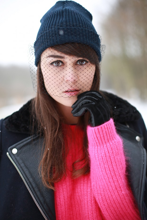 21 Urban Veiled Beanies for Individualistic Style Statement