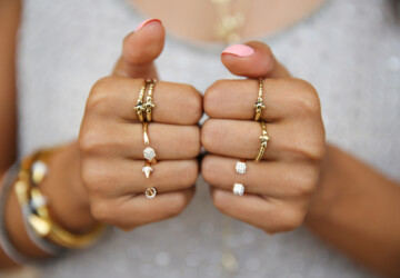 32 Stunning Rings You Will Love - unique, Stylish, stunning, rings, ring, jewelry