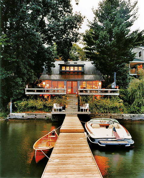 16 Peaceful Lake Houses for Perfect Vacation