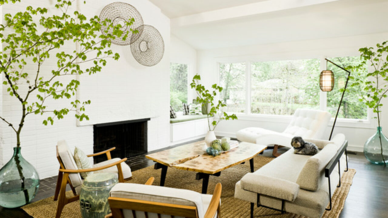 Bring Natural And Organic Elements To Your Living Space 18