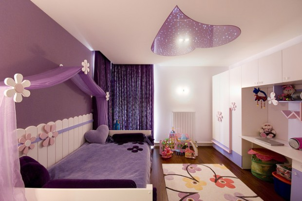 Small Spaces, Huge Inspiration  18 Cool Space Saving Ideas for Small Kids Rooms