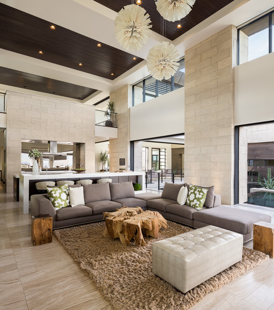 18 Outstanding Contemporary Living Room Design Ideas That Will ...
