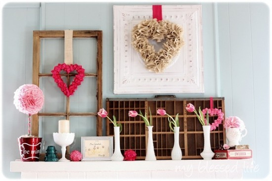 Valentine's Day Projects 18 Amazing DIY Decorations for Your Home