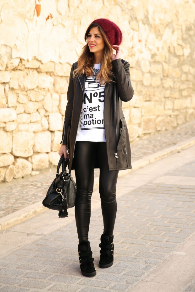 20 Stylish Outfit Ideas by Fashion Blogger Natalia Cabezas from Trendy Taste