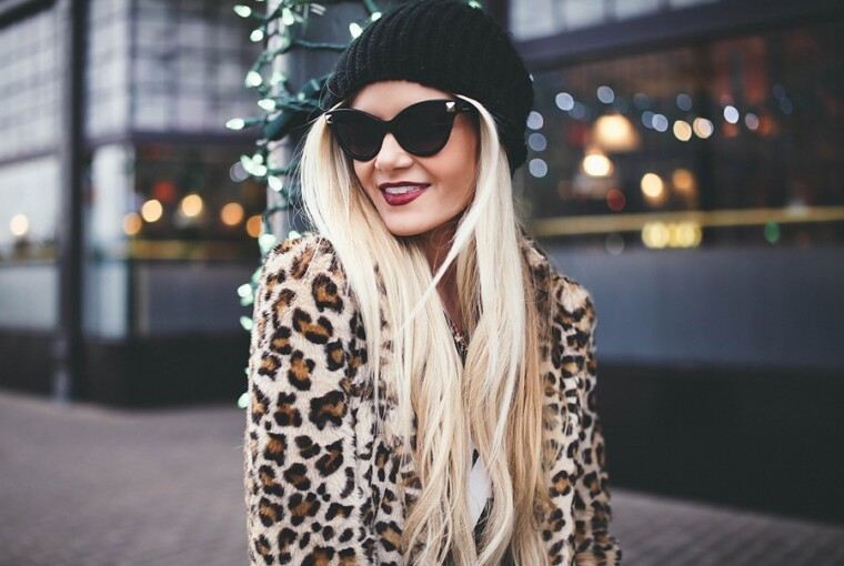 Leopard Print for Classy Look - 29 Outfit Ideas  - Outfit ideas, leopard print outfit ideas, leopard print, leopard, classy, animal print