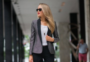 The Ultimate Guide for Perfect 9-To-5 Office Look - 30 Outfit Ideas - professional look, office look, dress for success, business look
