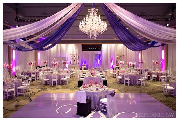Purple Ideas For Weddings: 17 Beautiful Purple Wedding Inspirational Ideas For