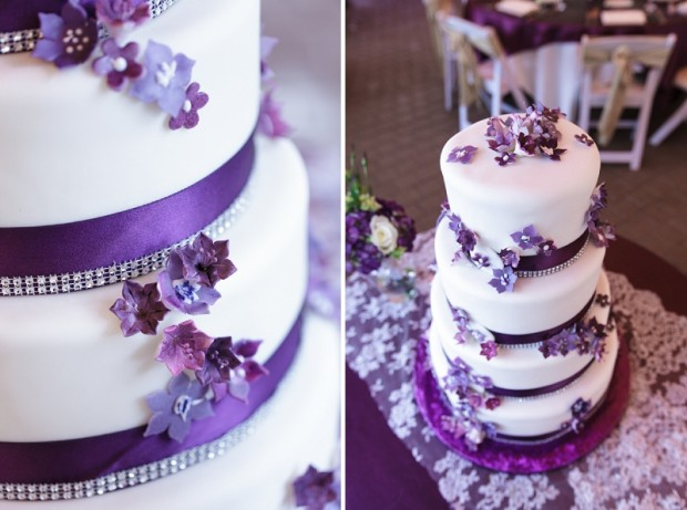 17 Beautiful Purple Wedding Inspirational Ideas for Magical Wedding Decor