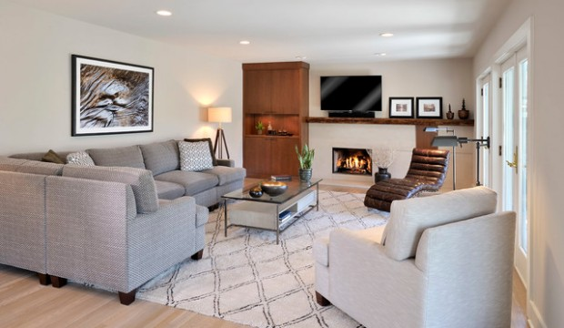 Living Room Sectional Design Ideas Awesome 20 Elegant And Functional Living Room Design Ideas With Sectional . Decorating Design