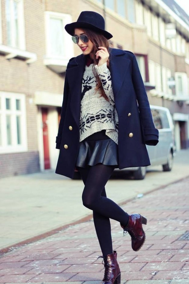 20 Street Style Ways to Look Stylish and Chic This Winter