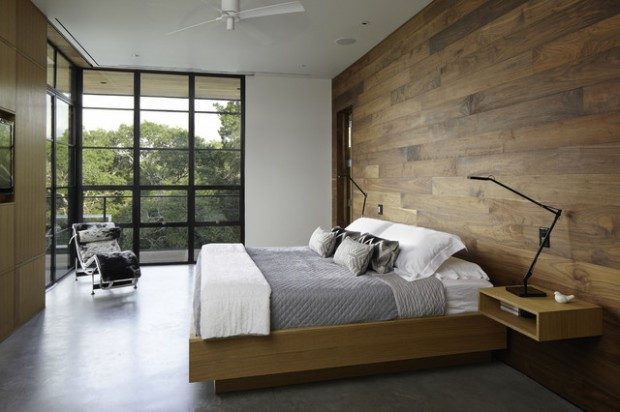 20 amazing wooden master bedroom design ideas - Wooden Bedroom Design