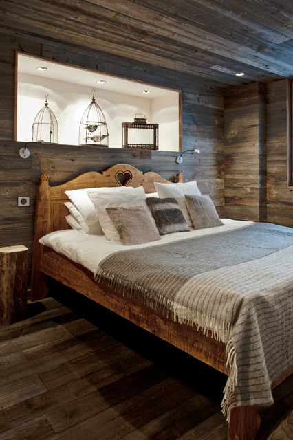 20 Amazing Wooden Master Bedroom Design Ideas