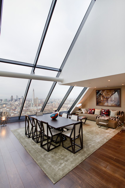 20 Luxurious Penthouses That Will Take Your Breath Away